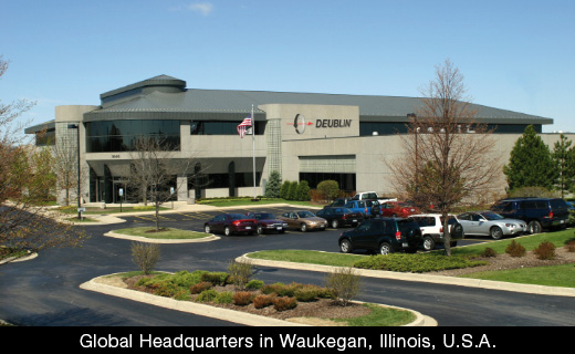 Headquarters in Waukegan